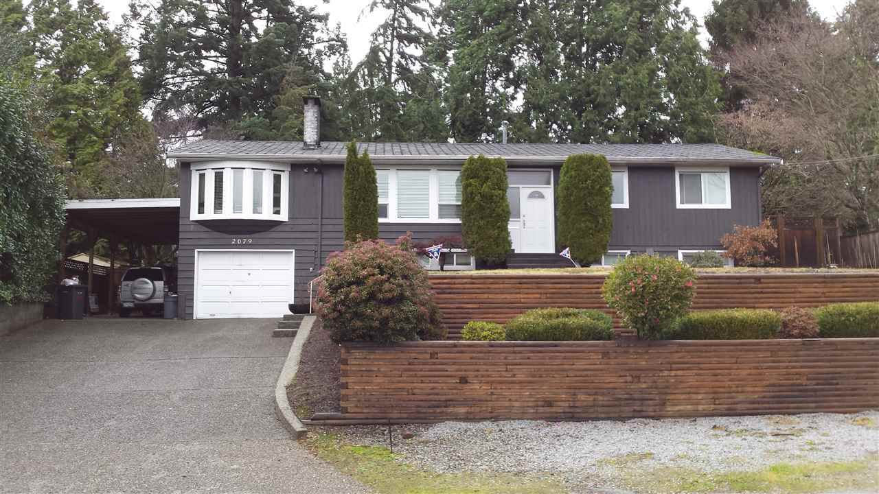 "Main Photo: 2079 KAPTEY Avenue in Coquitlam: Cape Horn House for sale in ""CAPE HORN"" : MLS®# R2022349"