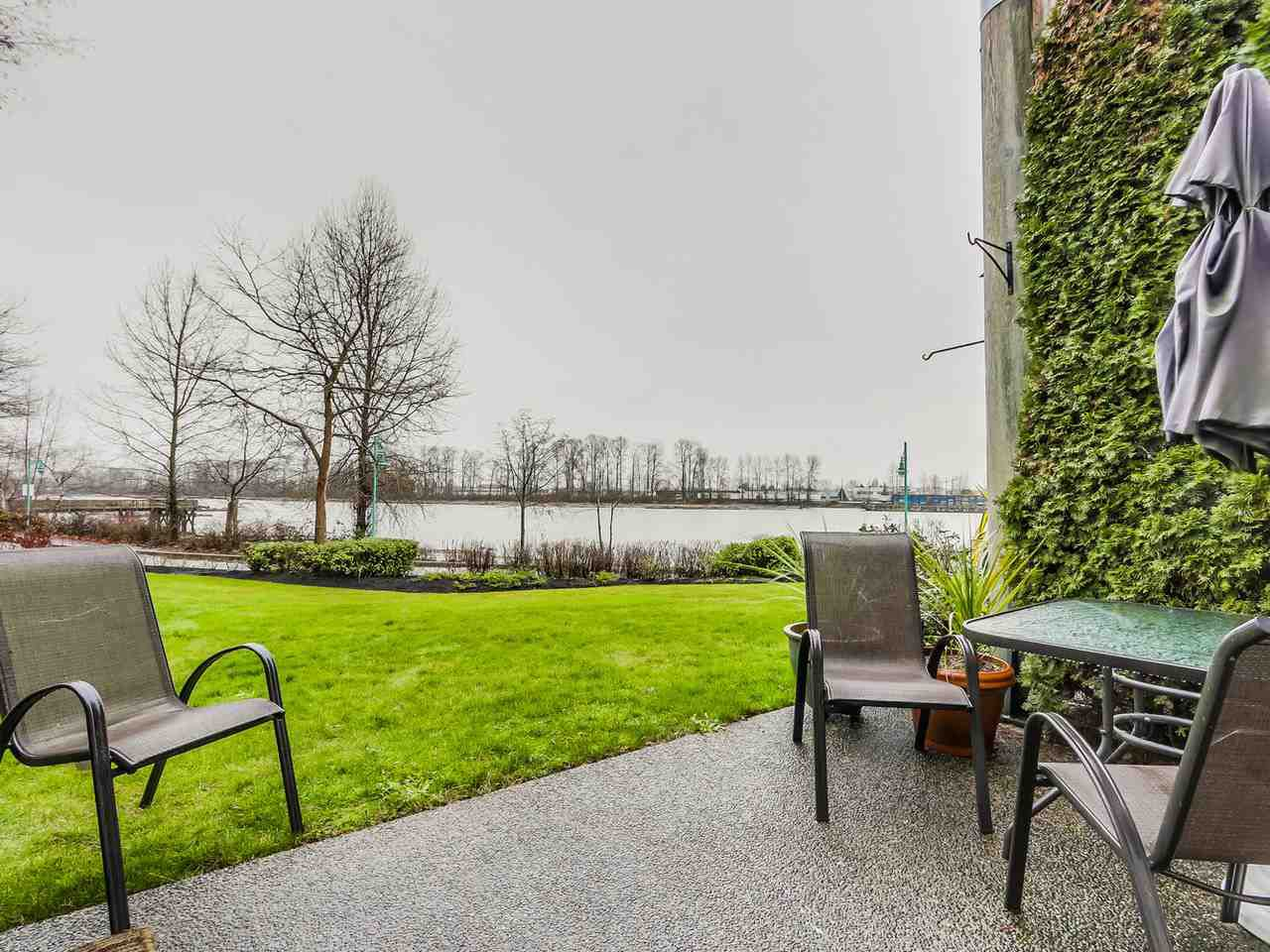 Main Photo: 3 2138 E KENT AVENUE SOUTH in Vancouver: Fraserview VE Townhouse for sale (Vancouver East)  : MLS®# R2031145