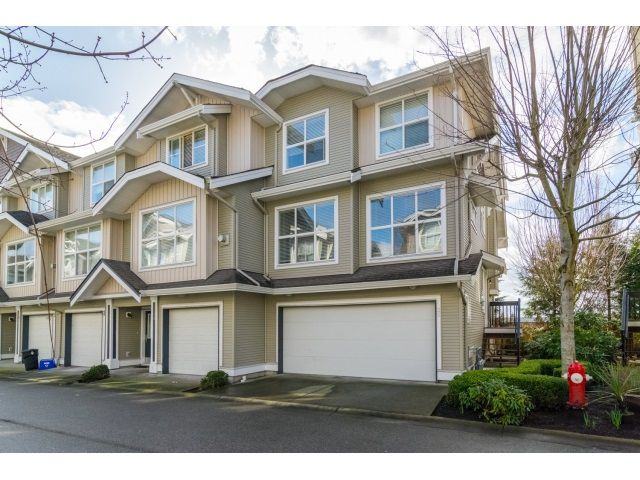 """Main Photo: 35 20460 66 Avenue in Langley: Willoughby Heights Townhouse for sale in """"Willow Edge"""" : MLS®# R2034485"""