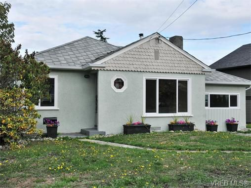 Main Photo: 312 Ker Avenue in VICTORIA: SW Gorge Single Family Detached for sale (Saanich West)  : MLS®# 370711