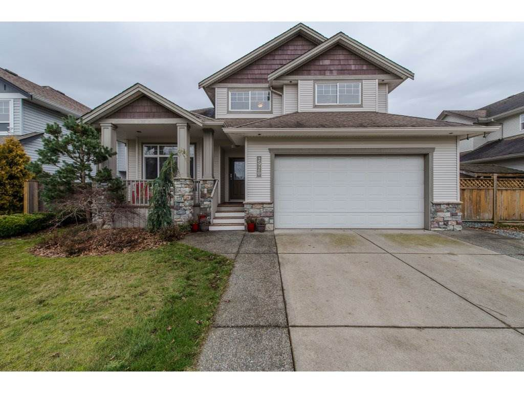 Main Photo: 2920 WHISTLE Drive in Abbotsford: Aberdeen House for sale : MLS®# R2134028
