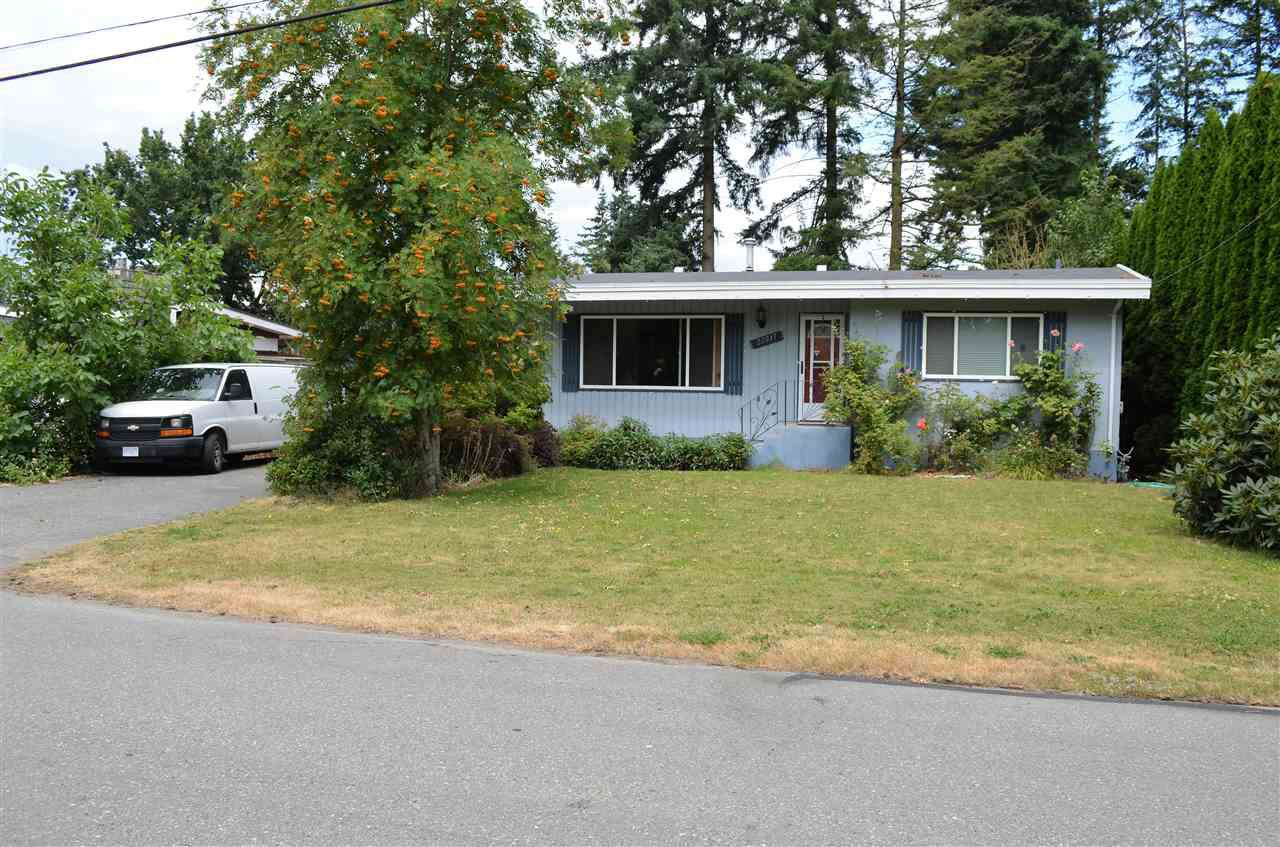 Main Photo: 32217 PINEVIEW Avenue in Abbotsford: Abbotsford West House for sale : MLS®# R2188827