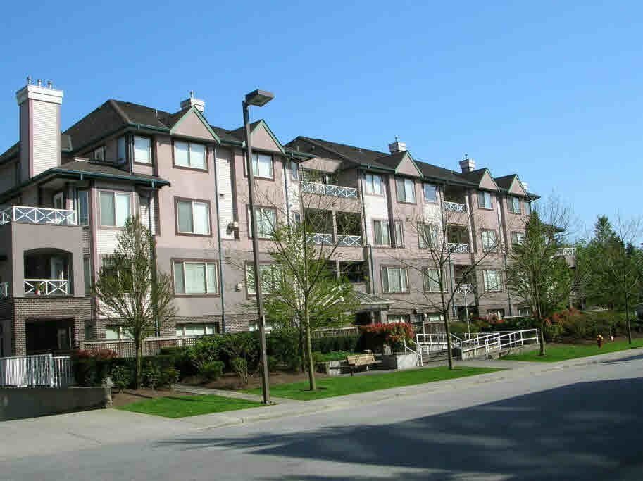 Main Photo: 307 1145 HEFFLEY CRESCENT in : North Coquitlam Condo for sale : MLS®# R2137806
