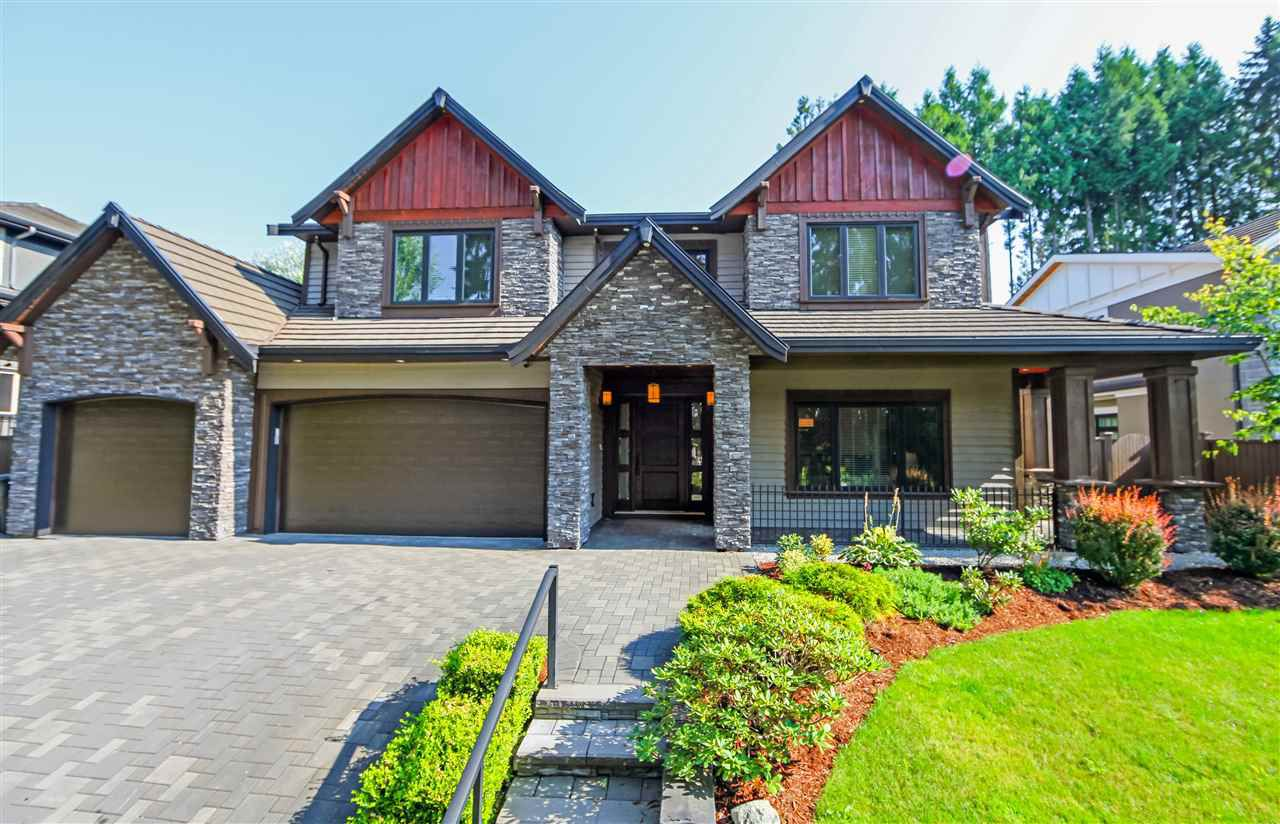Main Photo: 7628 WHEATER Court in Burnaby: Deer Lake House for sale (Burnaby South)  : MLS®# R2235667