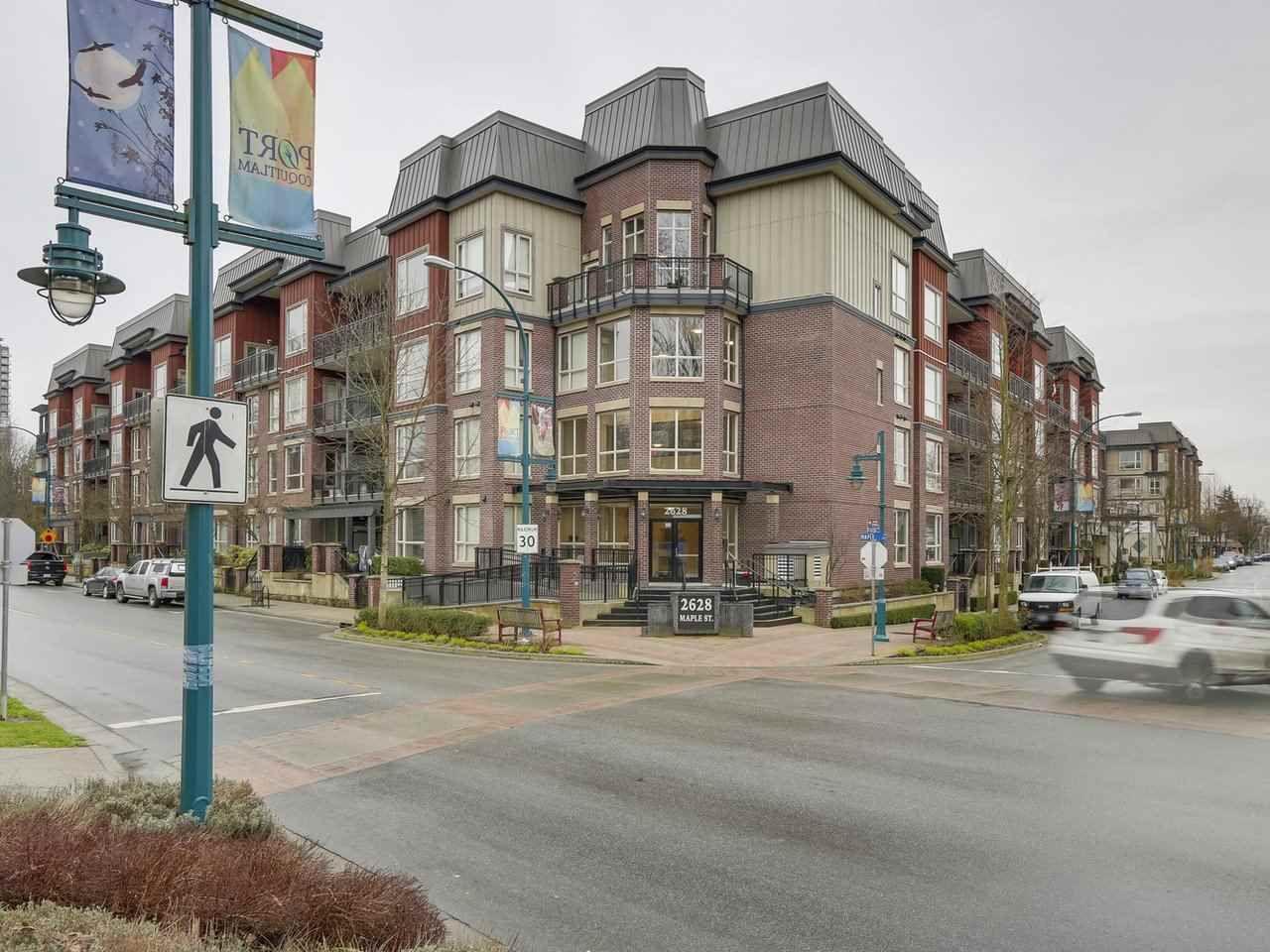"Main Photo: 415 2628 MAPLE Street in Port Coquitlam: Central Pt Coquitlam Condo for sale in ""Villiagio 2"" : MLS®# R2240579"