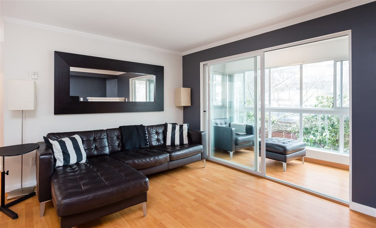 Main Photo: 211 2211 WALL STREET in Vancouver: Hastings Condo for sale (Vancouver East)  : MLS®# R2241862