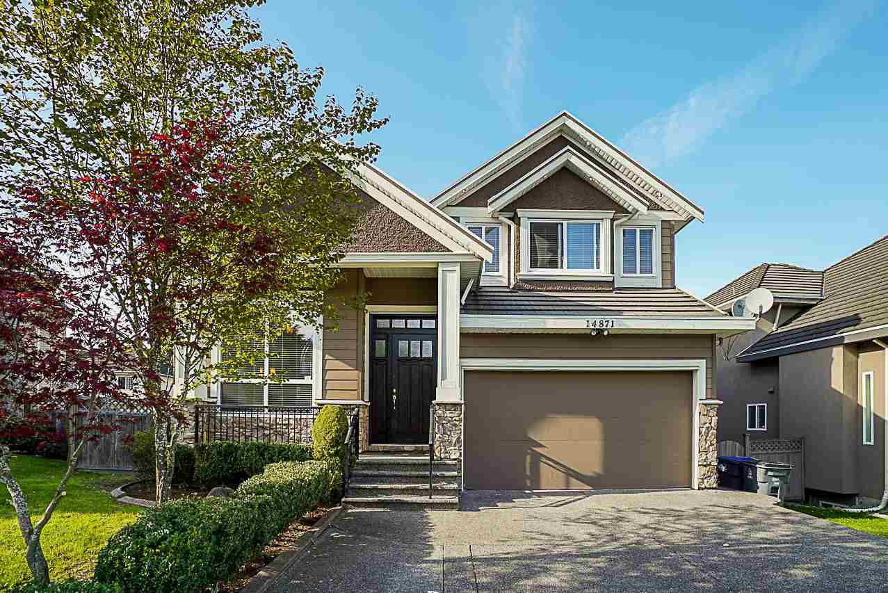 """Main Photo: 14871 75A Avenue in Surrey: East Newton House for sale in """"Chimney Hill"""" : MLS®# R2285546"""