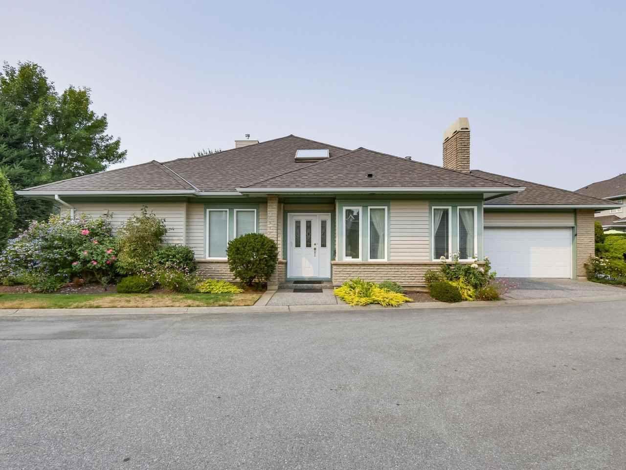 "Main Photo: 20 14888 24 Avenue in Surrey: Sunnyside Park Surrey Townhouse for sale in ""Meridian Park Estates"" (South Surrey White Rock)  : MLS®# R2296023"