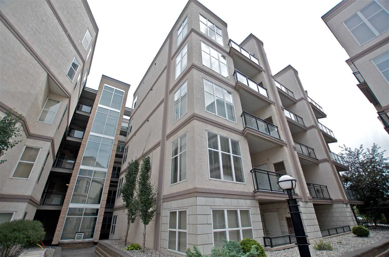 Main Photo: 111 4835 104A Street in Edmonton: Zone 15 Condo for sale : MLS®# E4136882