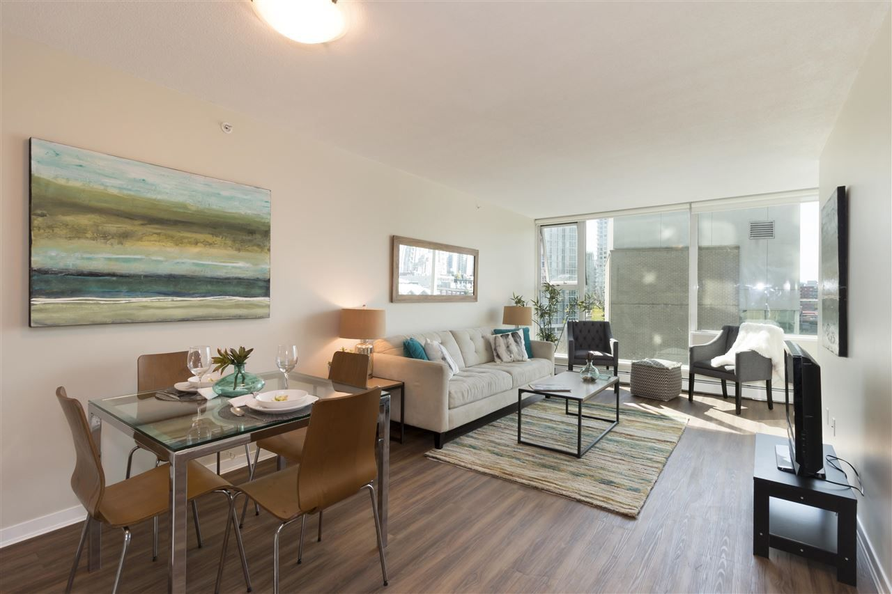 """Main Photo: 908 1008 CAMBIE Street in Vancouver: Yaletown Condo for sale in """"Waterworks"""" (Vancouver West)  : MLS®# R2348367"""