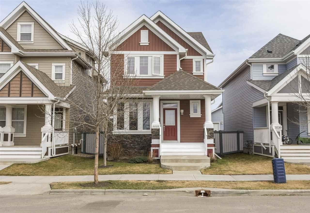 Main Photo: 2035 74 Street in Edmonton: Zone 53 House for sale : MLS®# E4153418