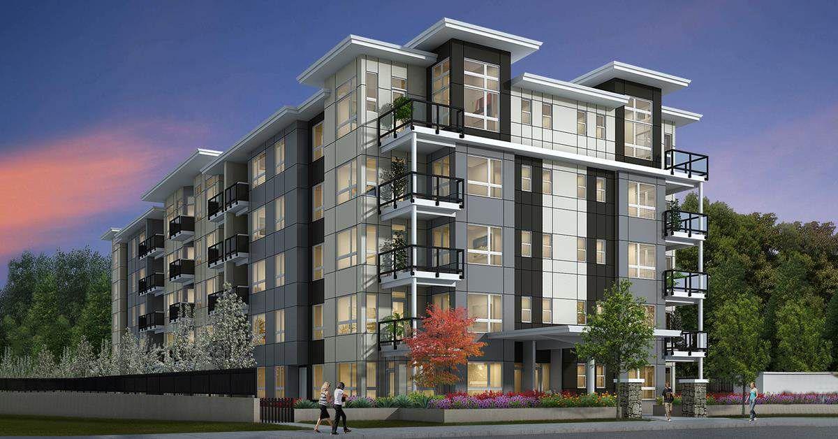 "Main Photo: 406 22315 122 Avenue in Maple Ridge: West Central Condo for sale in ""THE EMERSON"" : MLS®# R2385204"