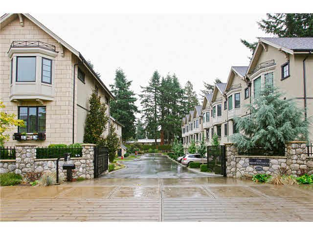 """Main Photo: 632 2580 LANGDON Street in Abbotsford: Abbotsford West Townhouse for sale in """"The Brownstones on the Park"""" : MLS®# F1424692"""