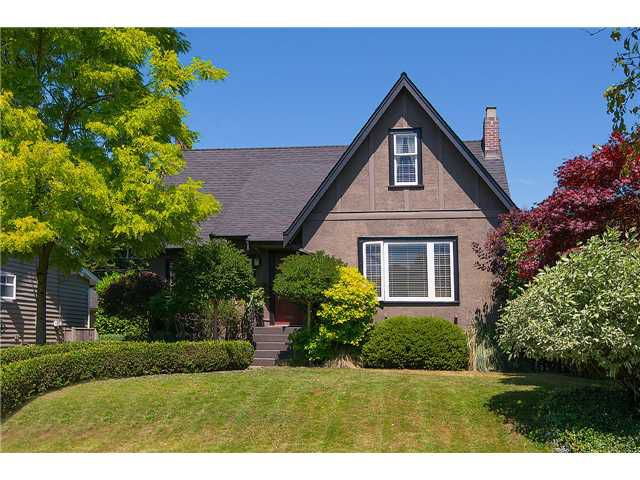 Main Photo: 1763 W 58TH Avenue in Vancouver: South Granville House for sale (Vancouver West)  : MLS®# V1132256