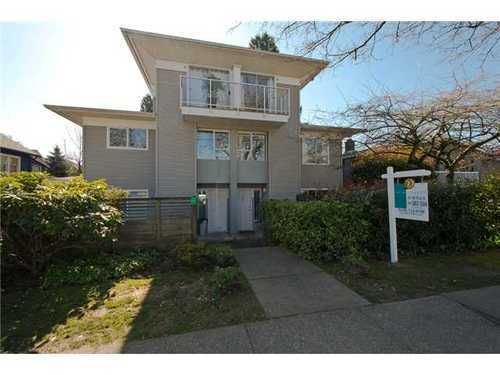 Main Photo: 1 1568 22ND Ave E in Vancouver East: Knight Home for sale ()  : MLS®# V997927