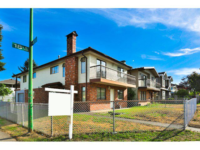Main Photo: 7405 4TH Street in Burnaby: East Burnaby House for sale (Burnaby East)  : MLS®# R2001778
