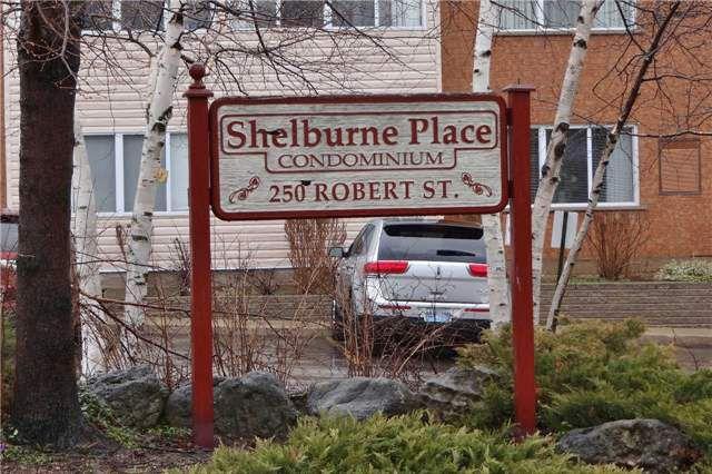 Main Photo: 112 250 Robert Street: Shelburne Condo for sale : MLS®# X3451353