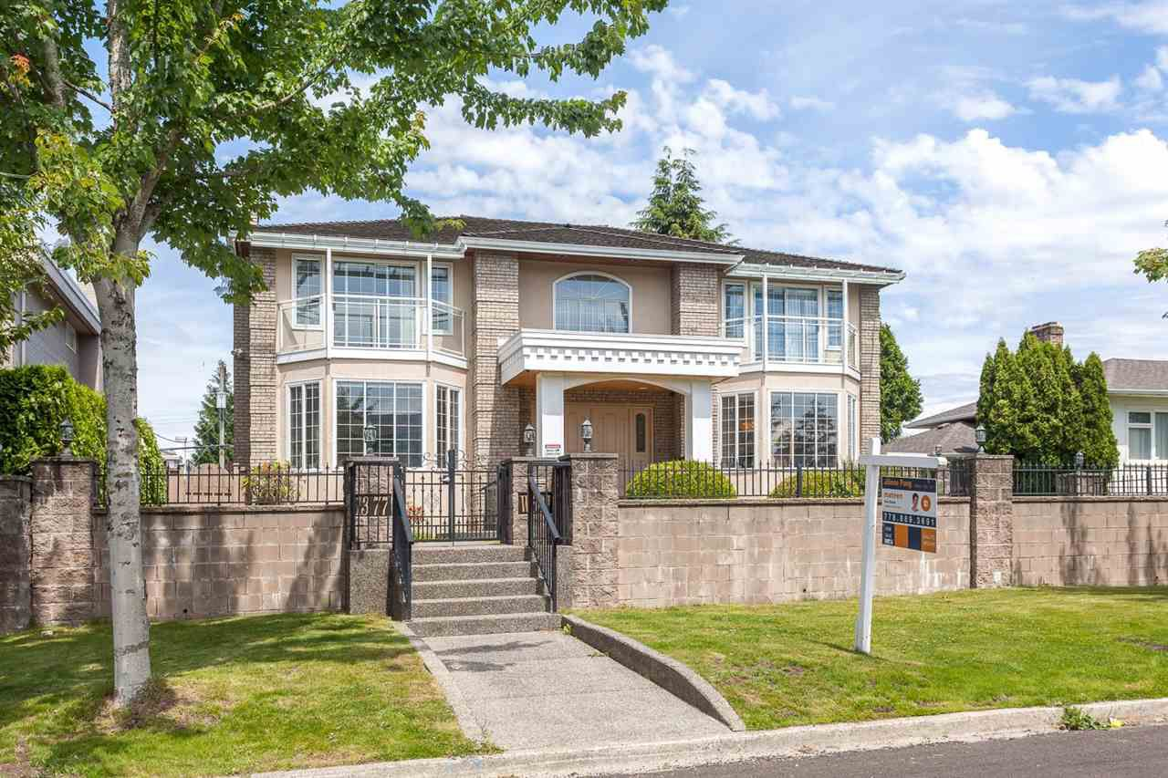 Main Photo: 1377 W 50TH Avenue in Vancouver: South Granville House for sale (Vancouver West)  : MLS®# R2086251