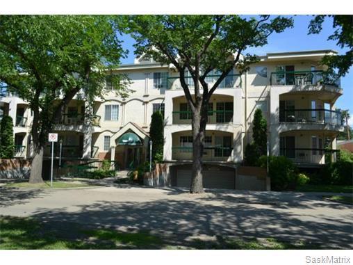 Main Photo: 107 521 Main Street East in Saskatoon: Nutana Complex for sale (Saskatoon Area 02)  : MLS®# 587166