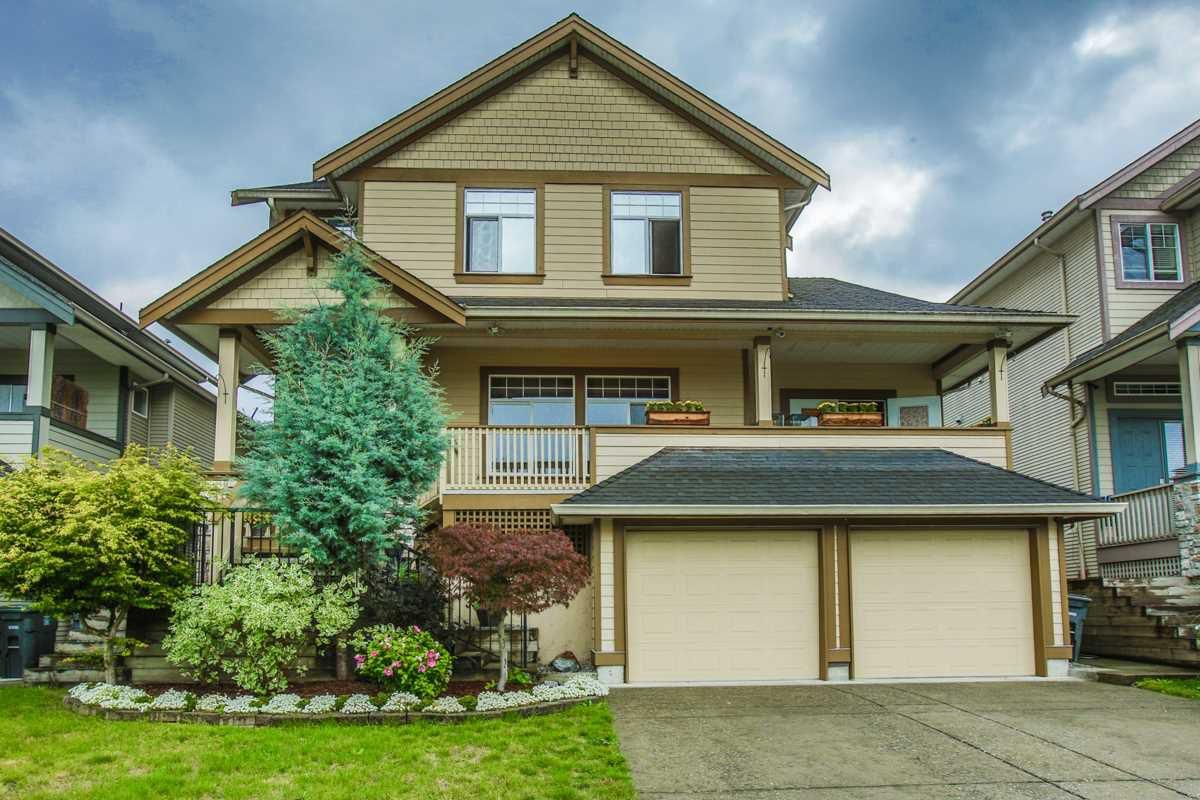 "Main Photo: 11256 BONSON Road in Pitt Meadows: South Meadows House for sale in ""BONSON'S LANDING"" : MLS®# R2134678"