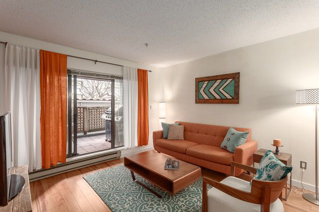"""Main Photo: 101 1106 PACIFIC Street in Vancouver: West End VW Condo for sale in """"Westgate Landing"""" (Vancouver West)  : MLS®# R2146299"""