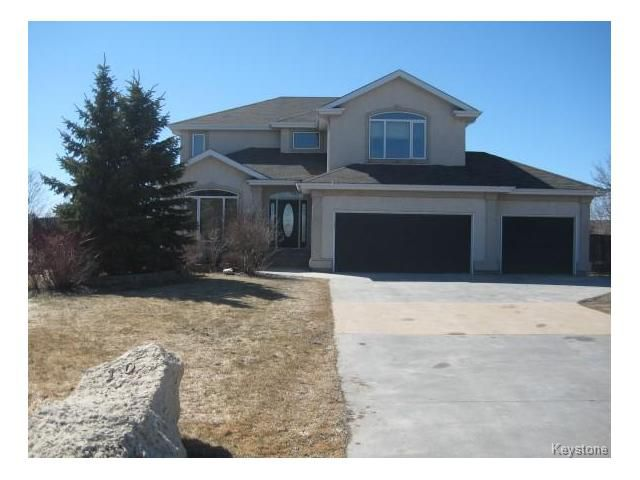 Main Photo: 10 GLENWOOD Way in East St Paul: Pritchard Farm Residential for sale (3P)  : MLS®# 1708155
