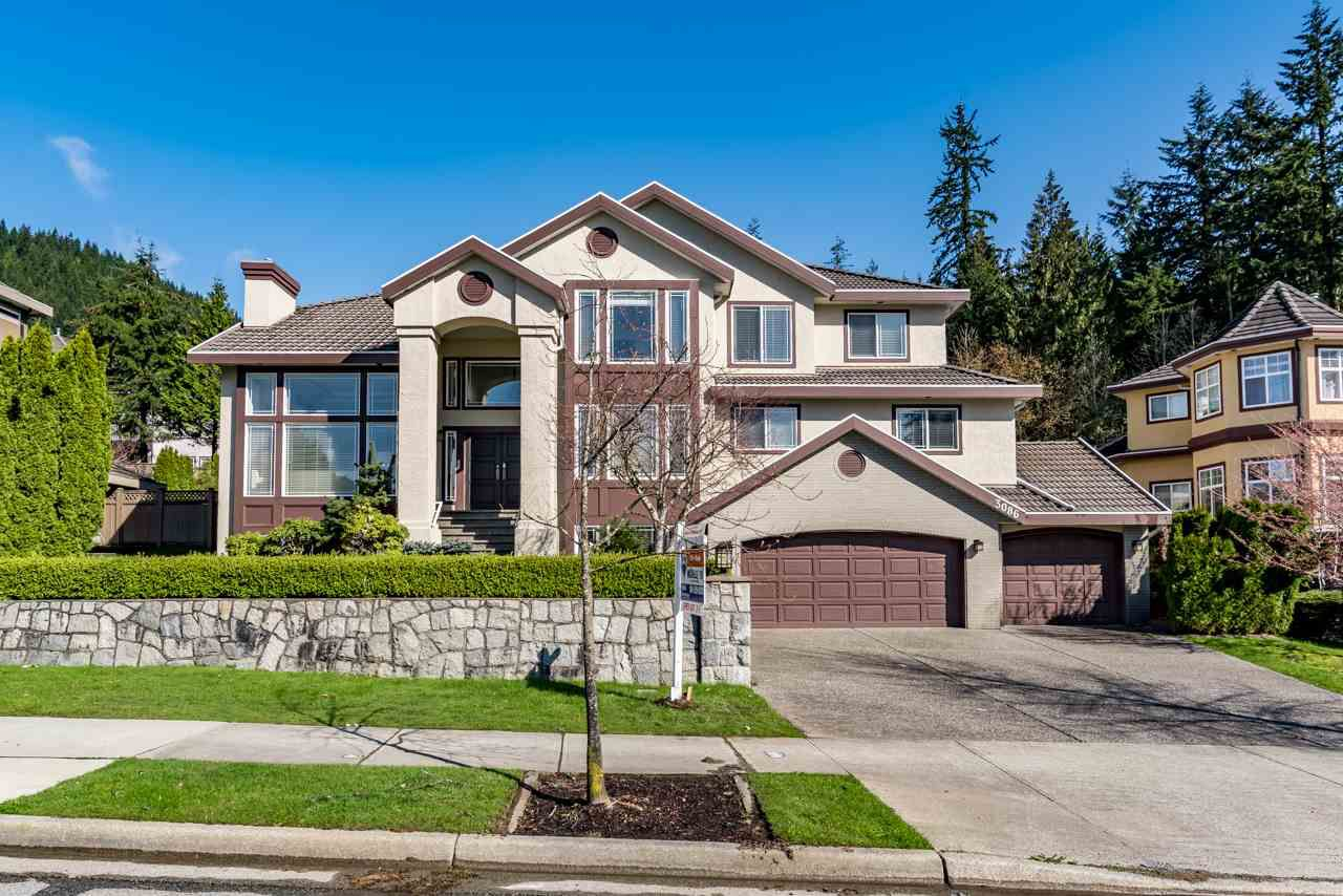 Main Photo: 3086 PLATEAU Boulevard in Coquitlam: Westwood Plateau House for sale : MLS®# R2155397