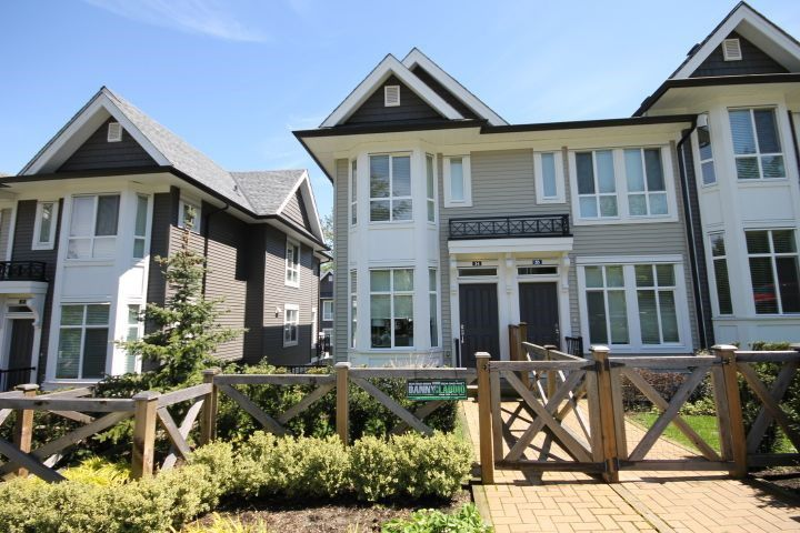 """Main Photo: 34 14433 60 Avenue in Surrey: Sullivan Station Townhouse for sale in """"BRIXTON"""" : MLS®# R2164491"""