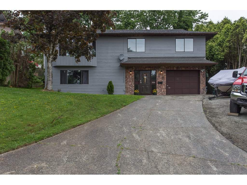 Main Photo: 32863 ORCHID Crescent in Mission: Mission BC House for sale : MLS®# R2167255