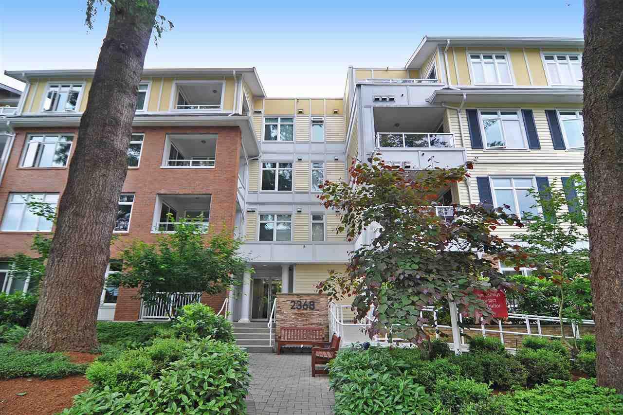 Main Photo: 213 2368 MARPOLE Avenue in Port Coquitlam: Central Pt Coquitlam Condo for sale : MLS®# R2179185