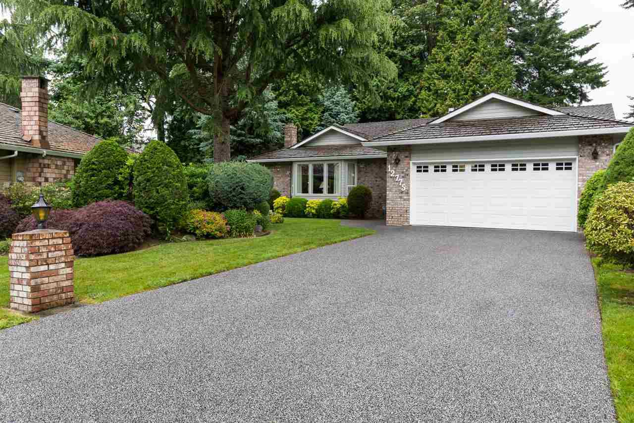 "Main Photo: 12775 20A Avenue in Surrey: Crescent Bch Ocean Pk. House for sale in ""Ocean Cliff Estates"" (South Surrey White Rock)  : MLS®# R2189184"