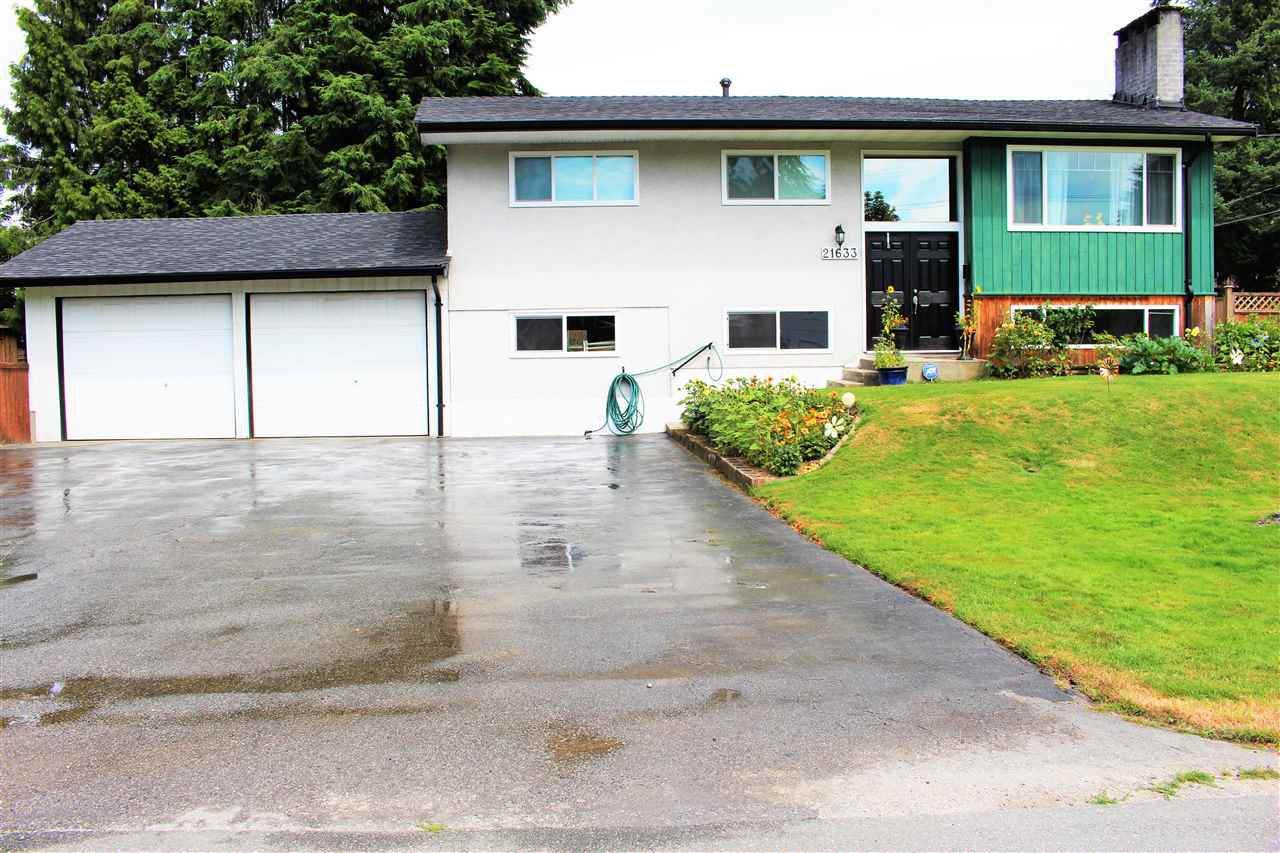 Main Photo: 21633 DONOVAN Avenue in Maple Ridge: West Central House for sale : MLS®# R2191227