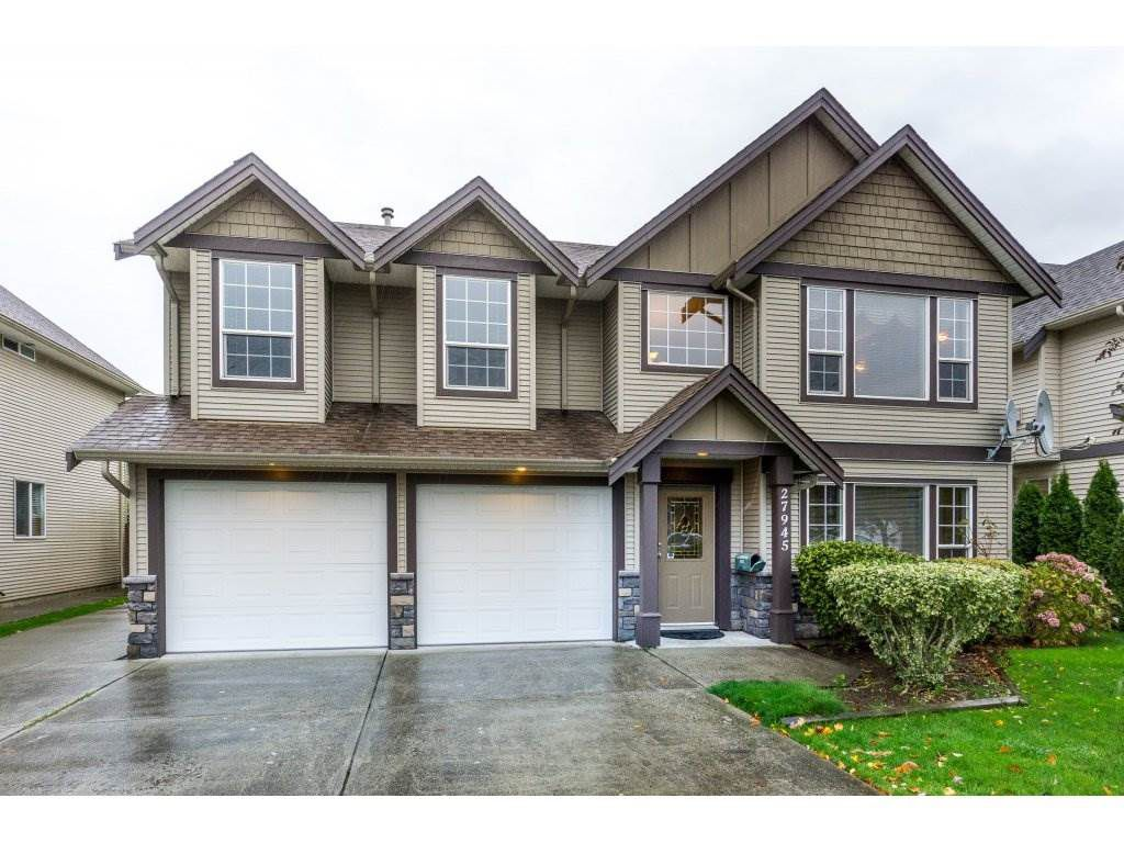 "Main Photo: 27945 JUNCTION Avenue in Abbotsford: Aberdeen House for sale in ""~Station~"" : MLS®# R2216162"