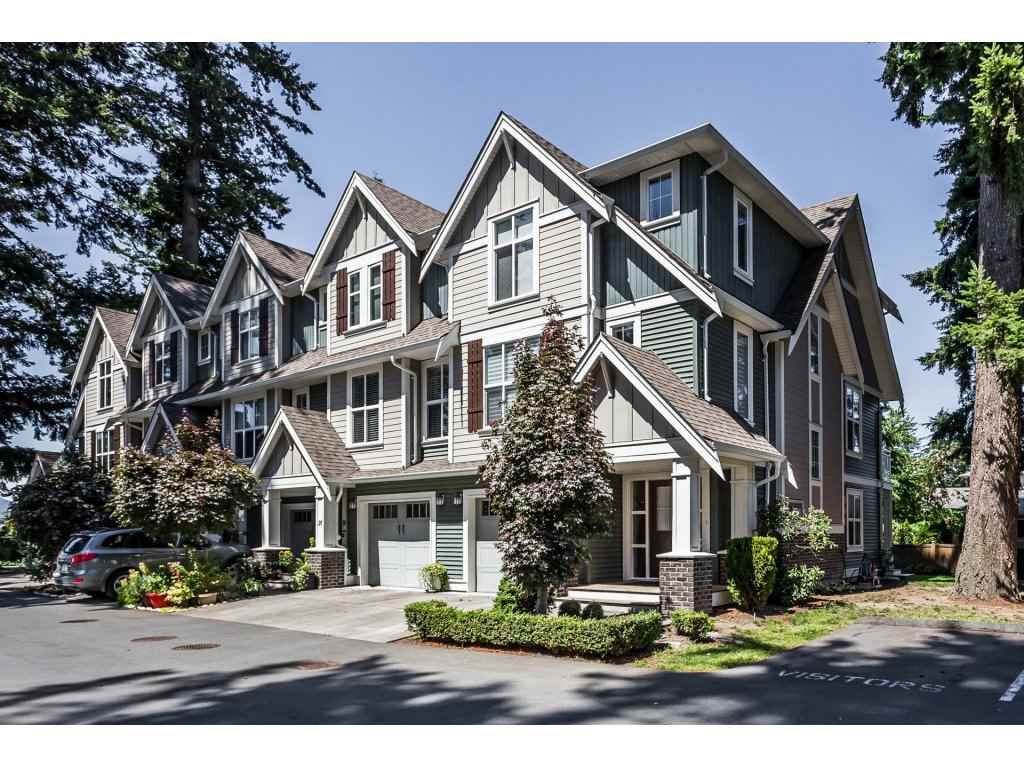 """Main Photo: 35 5837 SAPPERS Way in Sardis: Vedder S Watson-Promontory Townhouse for sale in """"THE WOODS AT GARRISON CROSSING"""" : MLS®# R2286780"""