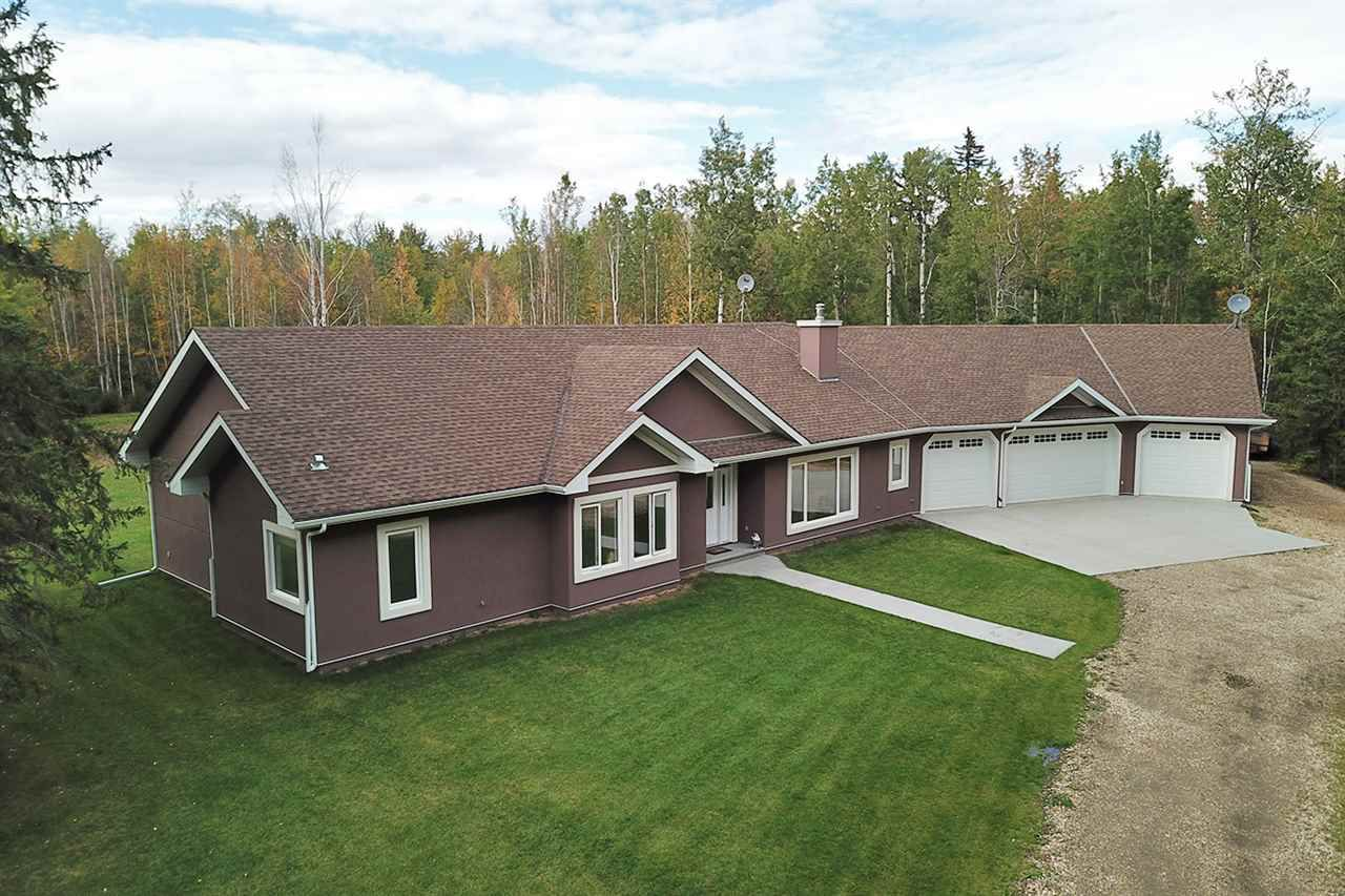 Main Photo: 280018 Twp 480: Rural Wetaskiwin County House for sale : MLS®# E4130025