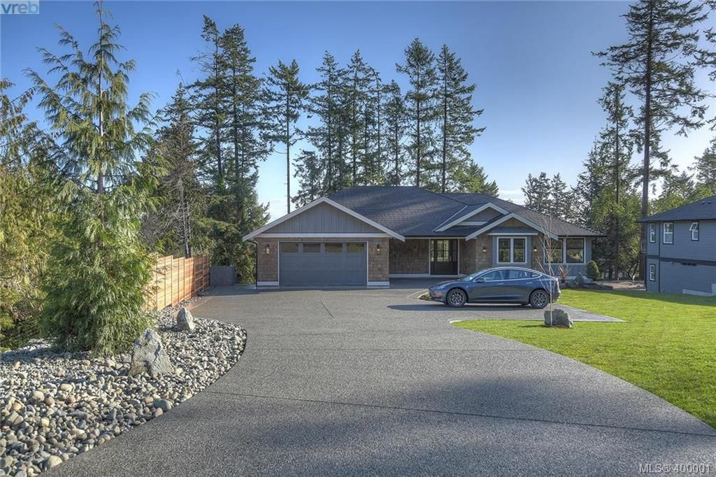 Main Photo: 8607 Emard Terrace in NORTH SAANICH: NS Bazan Bay Single Family Detached for sale (North Saanich)  : MLS®# 400001