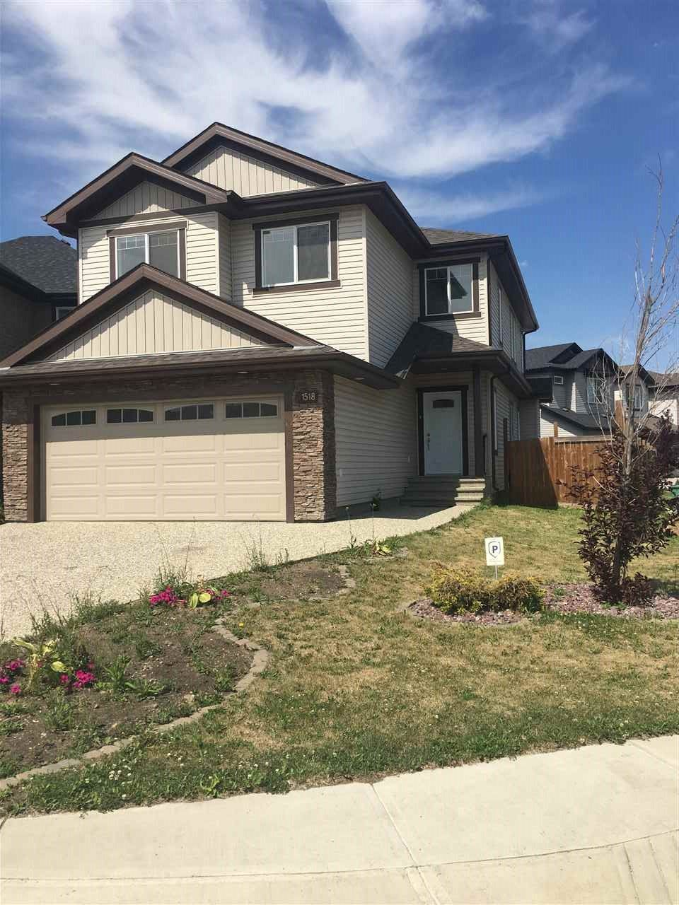 Main Photo: 1518 CUNNINGHAM Cape SW in Edmonton: Zone 55 House for sale : MLS®# E4130662