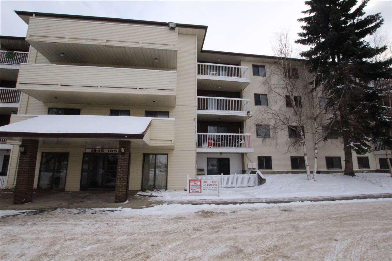 Main Photo: 307 1945 105 Street in Edmonton: Zone 16 Condo for sale : MLS®# E4140406