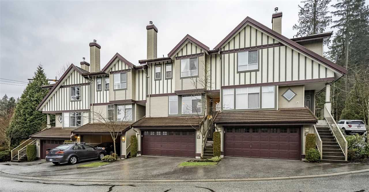 "Main Photo: 5 1486 JOHNSON Street in Coquitlam: Westwood Plateau Townhouse for sale in ""STONEY CREEK"" : MLS®# R2338446"