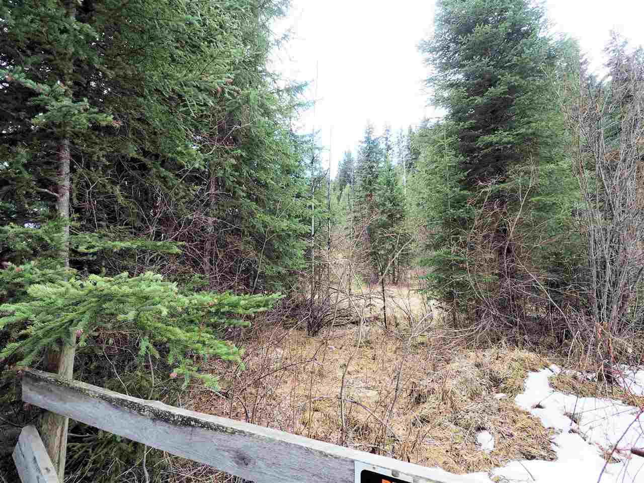 Main Photo: PR LT B BRADLEY CREEK Road: Forest Grove Home for sale (100 Mile House (Zone 10))  : MLS®# R2354645