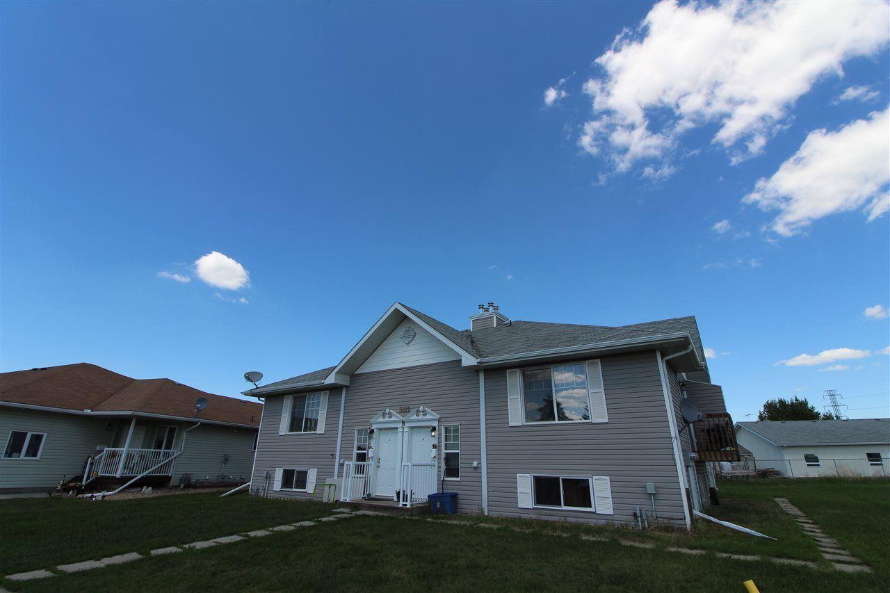 Main Photo: 5611 52 Street: Wetaskiwin House Fourplex for sale : MLS®# E4133068
