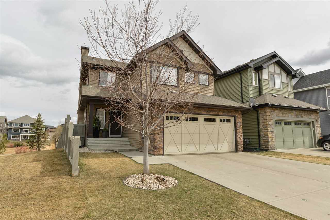Main Photo: 3196 WHITELAW Drive in Edmonton: Zone 56 House for sale : MLS®# E4152456