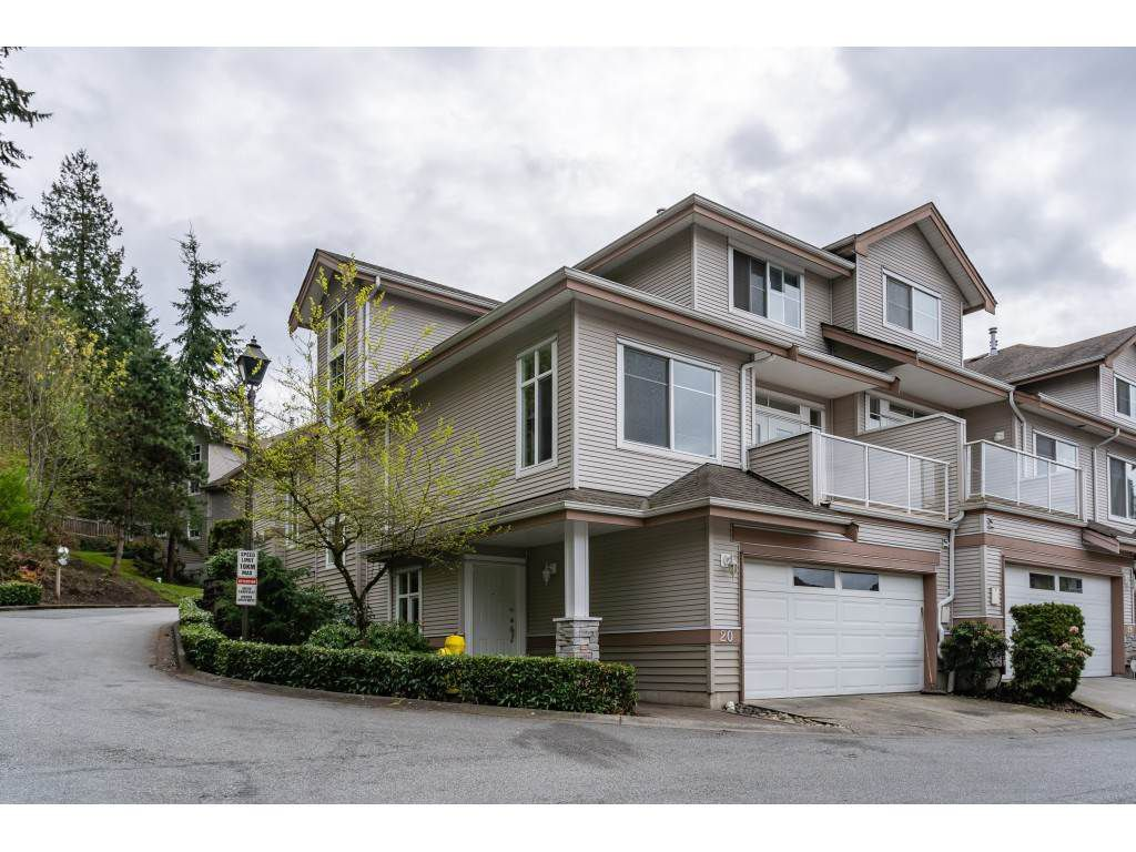 """Main Photo: 20 11860 RIVER Road in Surrey: Royal Heights Townhouse for sale in """"Cypress Ridge"""" (North Surrey)  : MLS®# R2360071"""