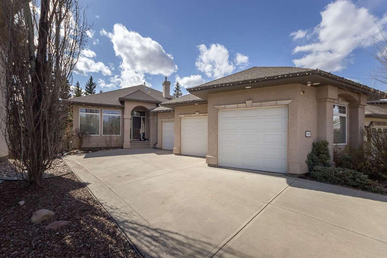 Main Photo: 14619 RAVINE Point in Edmonton: Zone 21 House for sale : MLS®# E4153887
