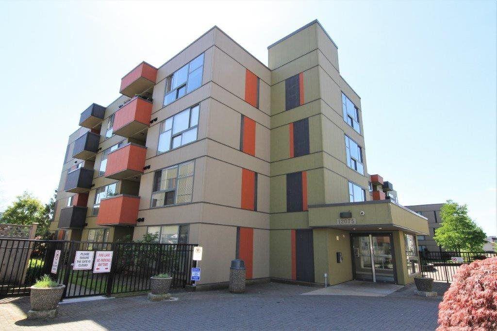 "Main Photo: 207 12075 228 Street in Maple Ridge: East Central Condo for sale in ""RIO"" : MLS®# R2369107"