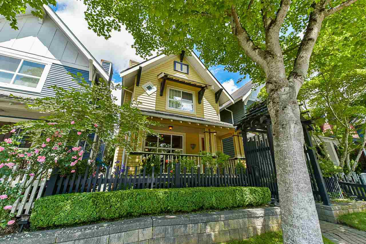 "Main Photo: 179 FOUNDRY Row in New Westminster: Queensborough House for sale in ""Port Royal"" : MLS®# R2378470"
