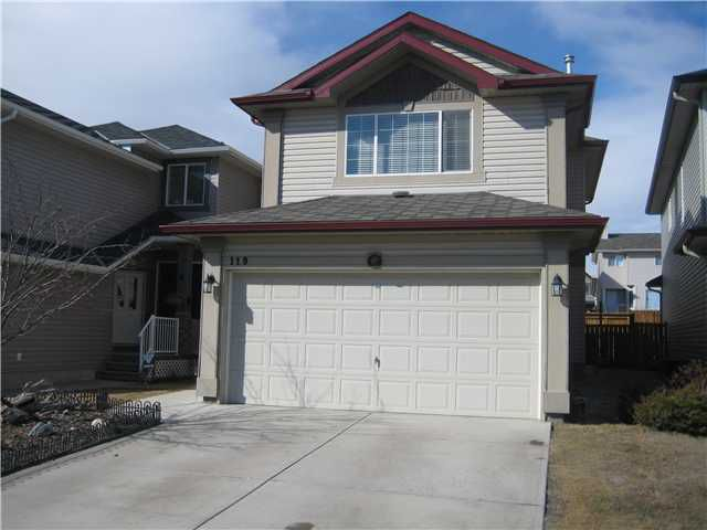 Main Photo: 119 Evansmeade Crescent NW in CALGARY: Evanston Residential Detached Single Family for sale (Calgary)  : MLS®# C3470032
