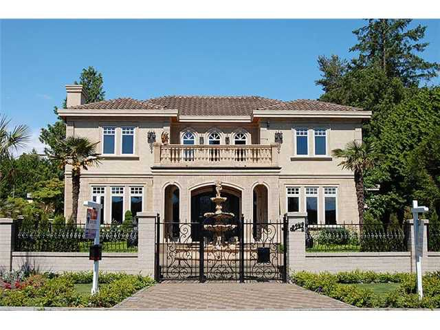"Main Photo: 2149 SW MARINE Drive in Vancouver: S.W. Marine House for sale in ""S.W. MARINE"" (Vancouver West)  : MLS®# V894407"