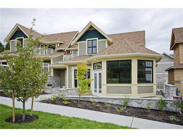 Main Photo: B2 311 LAVAL Square in Coquitlam: Maillardville Townhouse for sale : MLS®# V898079