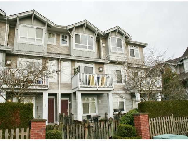 Main Photo: 29 15068 58TH Avenue in Surrey: Sullivan Station Townhouse for sale : MLS®# F1323275